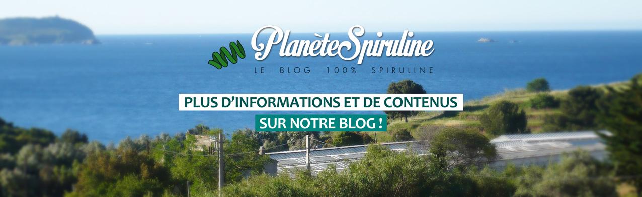 Blog Planète-Spiruline.fr